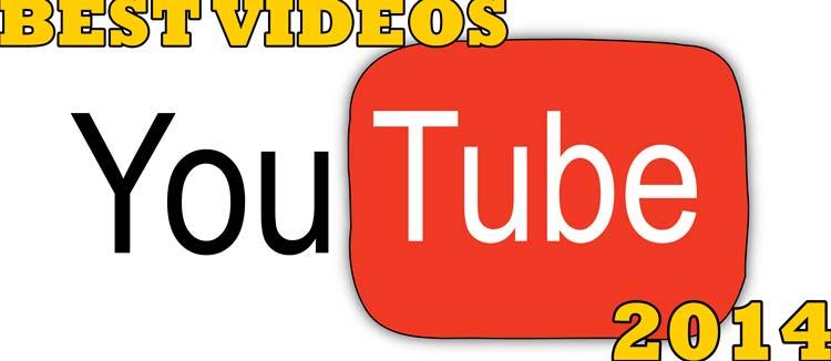 ТОП 5 лучших YouTube-видео 2014 года.