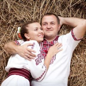 """Как украинская """"вышиванка"""" покорила мир в 2014 году."""