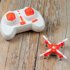 SKEYE Nano Drone: самый маленький мини-дрон в мире.