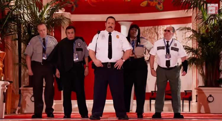 «Шопо-коп 2»: Продолжение убойной комедии. Трейлер