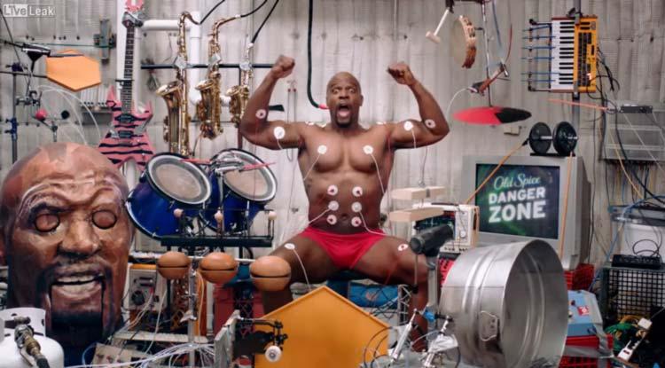 Сила музыки: «MUSCLE» — крутой мышечный трэк от Терри Крюса.