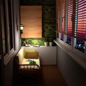 20 потрясающих идей для вашего балкона.
