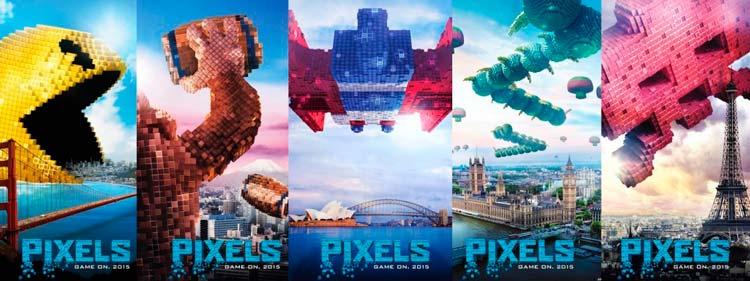 Пиксели атакуют: самая чудная комедия тысячелетия.