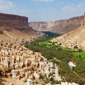 Невероятно красивые пейзажи Йемена