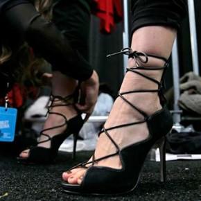 5 главных трэндов в женской обуви 2015 года.