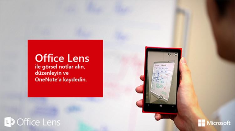 Microsoft Office Lens: Android сканер, который сохранит скан документа в формате Word или PDF