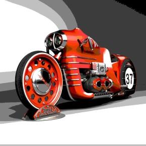 Встречайте мотоциклы по версии Михаила Смолянова - мотоциклы, которые полностью перевернут ваше представление о мире мотоциклов.