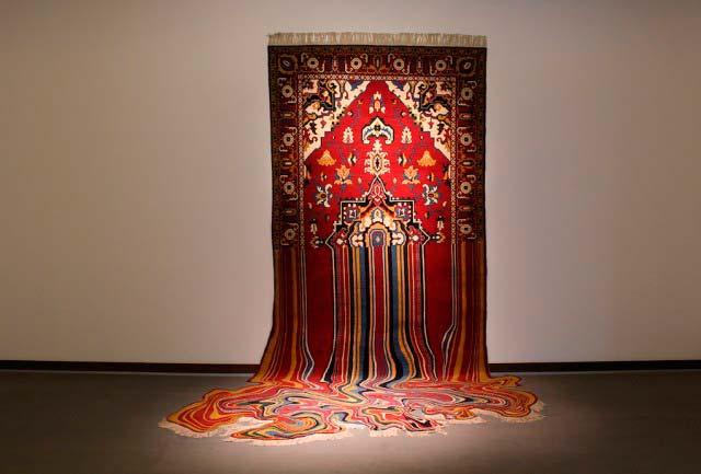 Азербайджанская психоделика от Фаига Ахмеда.