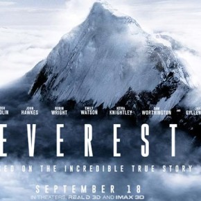 """Захватывающий трейлер приключенческой драмы """"Эверест"""" 2015."""