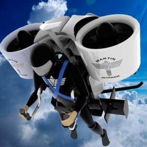 Джетпак Р12: реактивный ранец, который увидит мир в 2016 году.