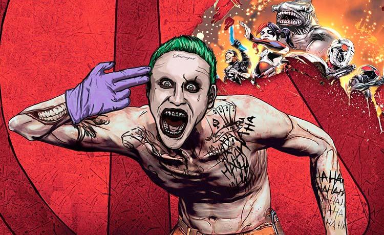 «Отряд самоубийц» — это когда Джокер решил убивать ради добра на Земле.