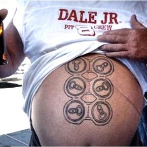 10 татуировок, значение которых должен знать каждый!