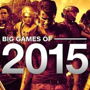 Убить время 2: ТОП 20 самых лучших игр 2015 года.