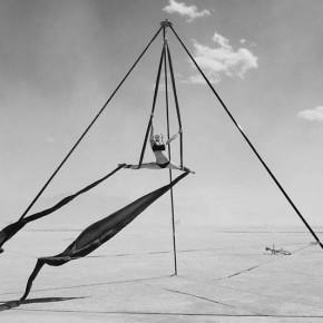Лучшие скульптуры Burning Man 2015.