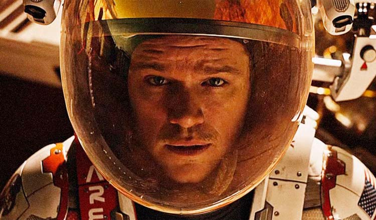 Марсианин: самый ожидаемый фильм 2015 года.  [Официальный трейлер + 3 Видео]