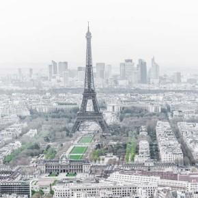 Свежий взгляд на Париж: ультрасовременные и невероятные фотографии столицы Франции от Zsolt Hlinka