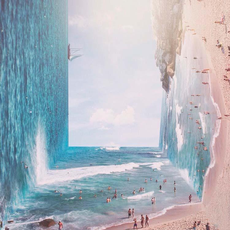 Фантастический мир сюрреализма от Джати Путра.