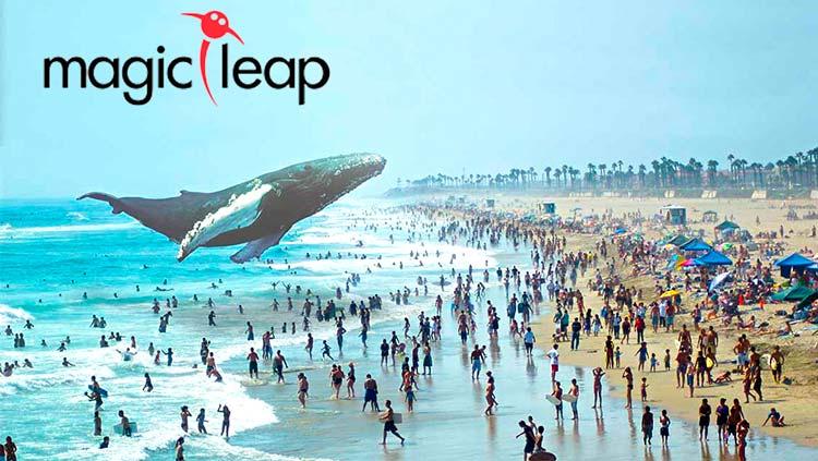 Дополнительная реальность от Magic Leap — это когда одной реальности бывает мало.