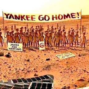 В бесконечность и далее: создатель электрокара Tesla планирует построить 2 солнца на орбите Марса.
