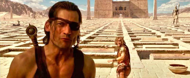 """Премьера: Нашумевший приключенческий экшен """"Боги Египта"""" с Джерардом Батлером в главной роли."""