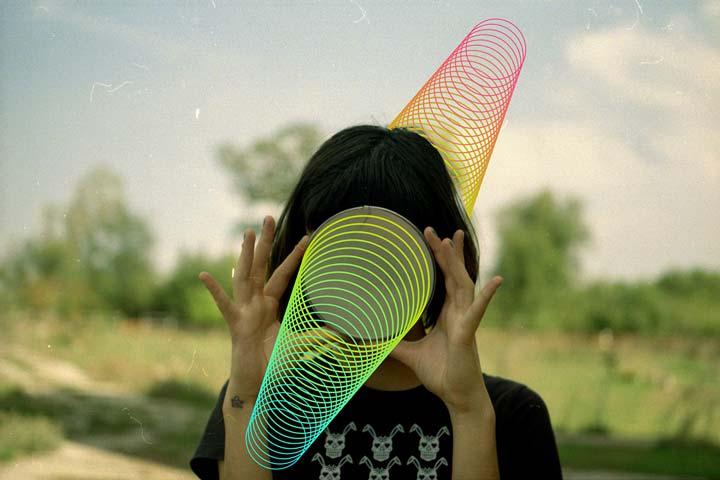 Сюрреалистические цифровые фотографии от Кристианы Костин