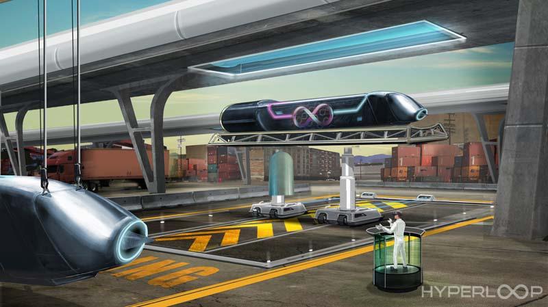 Hyperloop: транспорт будущего от Илона Маска.