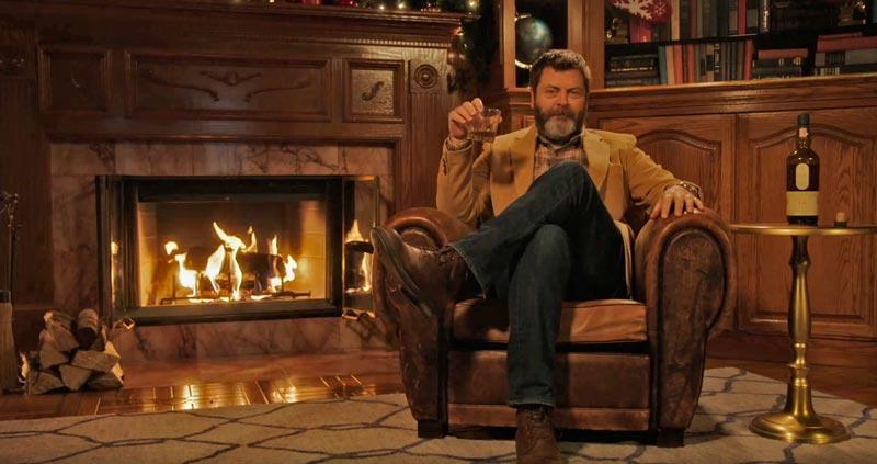 Мужская компания онлайн: как правильно пить виски c Ником Офферманом.