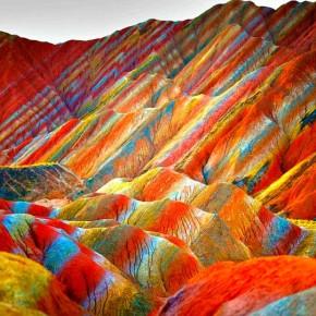 22 потрясающих горных пейзажа, которые не верится, что их создала природа.