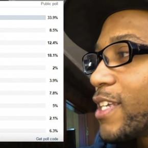 Афро-американский ютубер учит русскому мату своих подписчиков