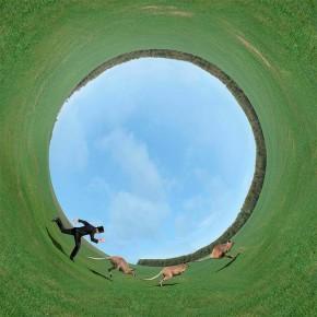 Как выглядит мир глазами иллюзиониста.