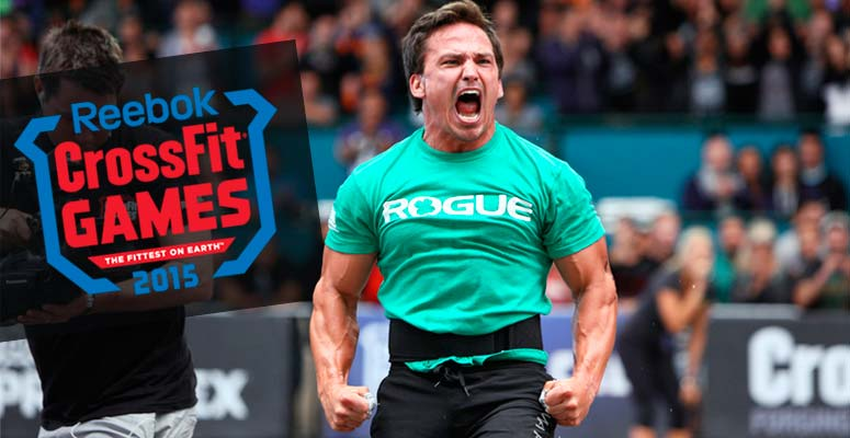 Reebok CrossFit Games 2015: как проходил самый крутой чемпионат по кроссфиту.