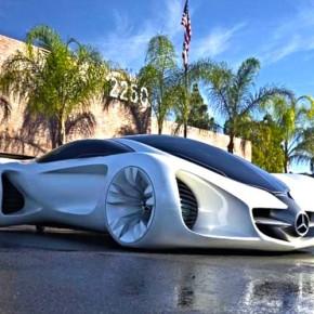 Фантастические автомобильные технологии, которые будут доступны уже завтра.