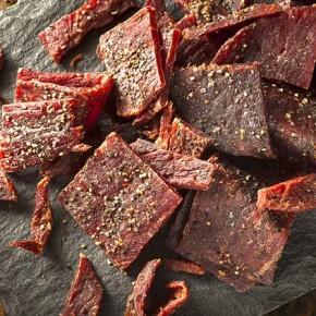 Фитнес-чипсы из мяса: с пользой для твоего пресса.