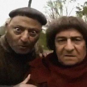 """Они вернулись. """"Пришельцы 3"""" с Жаном Рено и Кристианом Клавье."""