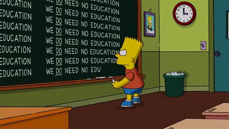 Почему некоторые ученики заканчивают школу троечниками.