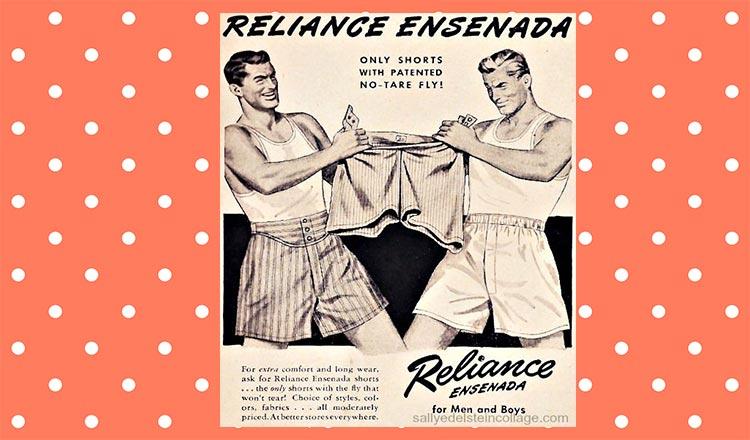 Доказано наукой: обтягивающее нижнее белье не ухудшает мужское здоровье.