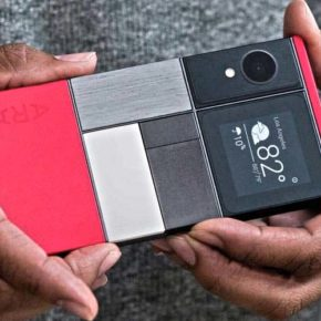 Модульный смартфон Project Ara: вы бы захотели себе такой же