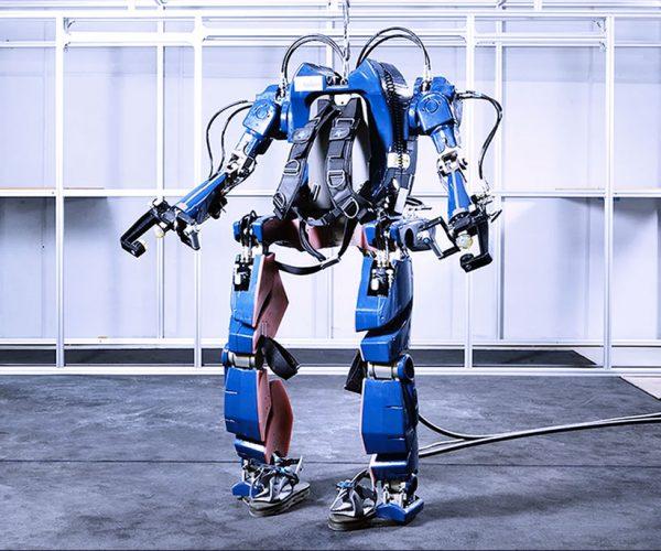 Hyundai планирует создать свой экзоскелет.