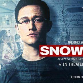 Премьера картины Сноуден: беги, прячься, выживай, чтобы раскрыть правду.