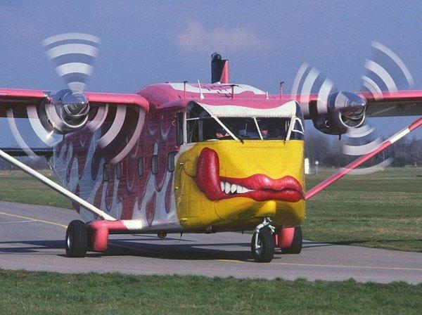 Куда самолеты во время полета девают содержимое своих туалетов.