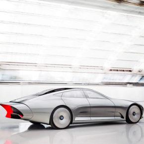 Электрокар от Mercedes-Benz: самая ожидаемая новинка Парижского автосалона 2016