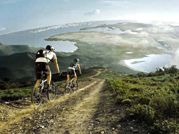 ТОП 5 причин почему тебе нужен велосипед.