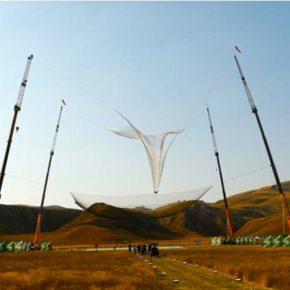 Самый безбашенный трюк Люка Айкинса: прыжок без парашюта с 7 километровой высоты