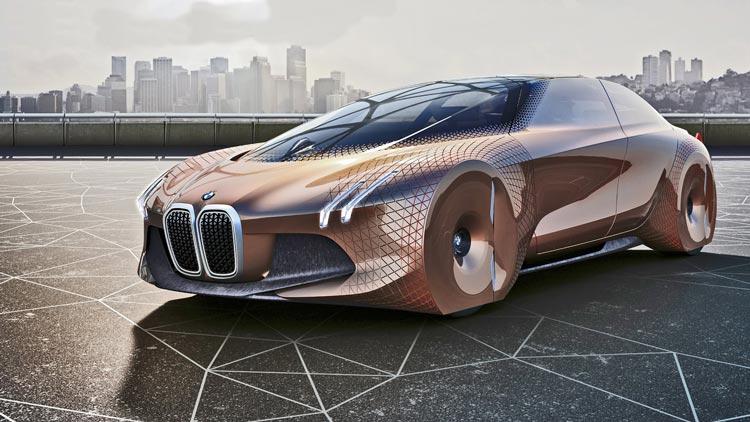 Автомобили будущего: тренды которые изменят твое представление о будущем.