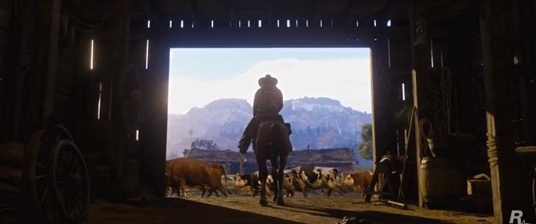 Red Dead Redemption 2: первый трейлер и самый честный релиз о котором Rockstar не напишут никогда.