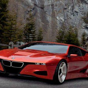 BMW M1 Hommage: самый крутой БМВ, который вы когда-либо видели в жизни.
