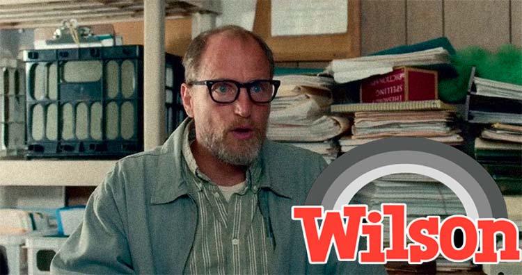 «Уилсон» — настоящая отпетая комедия 2017 года. В главной роли Вуди Харрельсон.