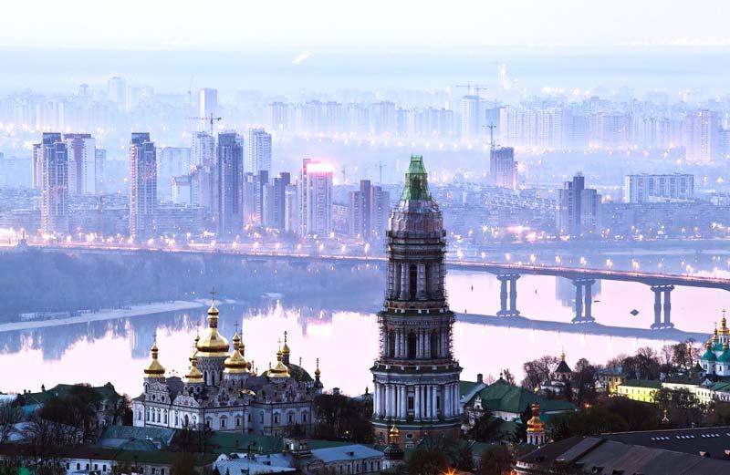 Гид по городам Украины: достопримечательности Днепра.