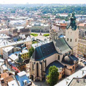 Гид по городам Украины: достопримечательности Львова.