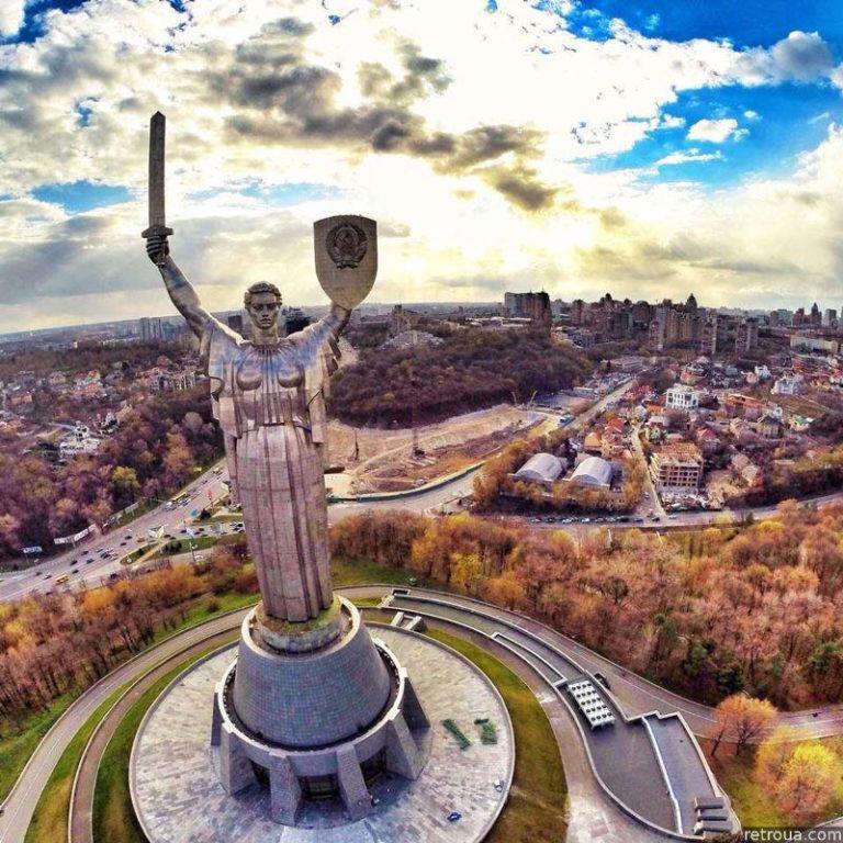 Гид по городам Украины: достопримечательности Киева.